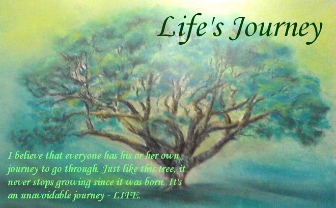 Lifes Journey Life Giving Words Of Hope Encouragement By Jeff Davis