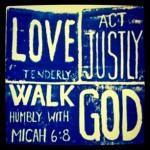 Micah 6-8