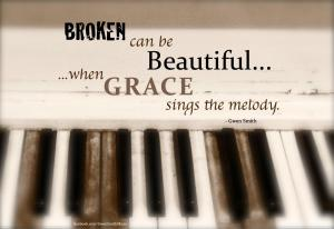 broken beautiful