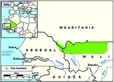 Soninke in Mali
