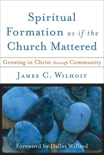 Spiritual Formation Book